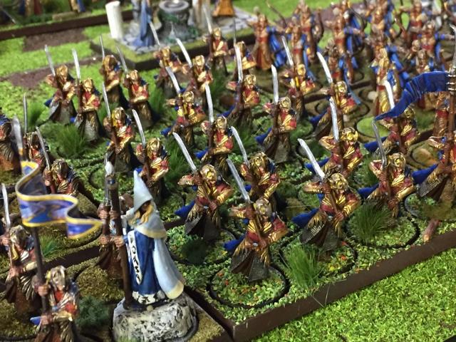 Aragorn et les 5 Armées - Rohan Nqlgv9qq