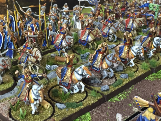 Aragorn et les 5 Armées - Rohan Ut6stmnu