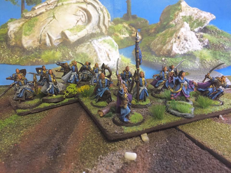 Aragorn et les 5 Armées - Rohan 45kvfbfx