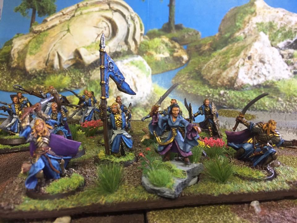 Aragorn et les 5 Armées - Rohan V5rsisuz