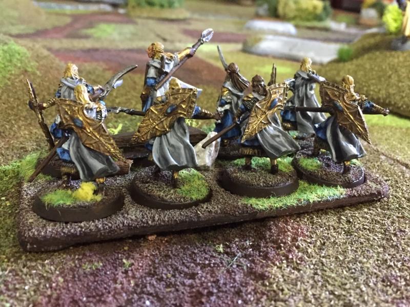 Aragorn et les 5 Armées - Rohan Vj24w9m6