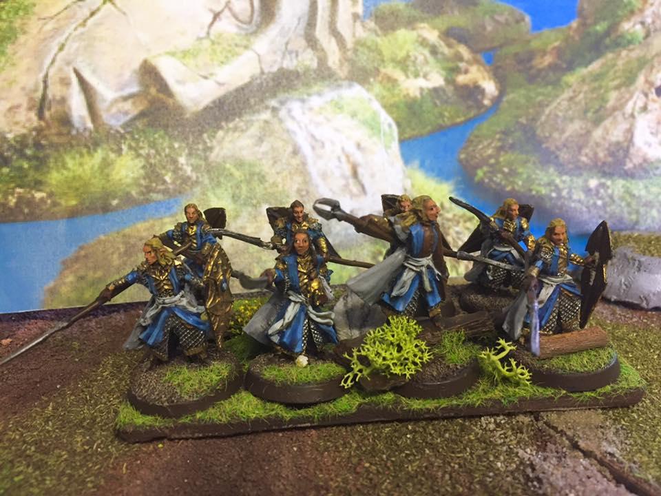 Aragorn et les 5 Armées - Rohan Zf46uks4