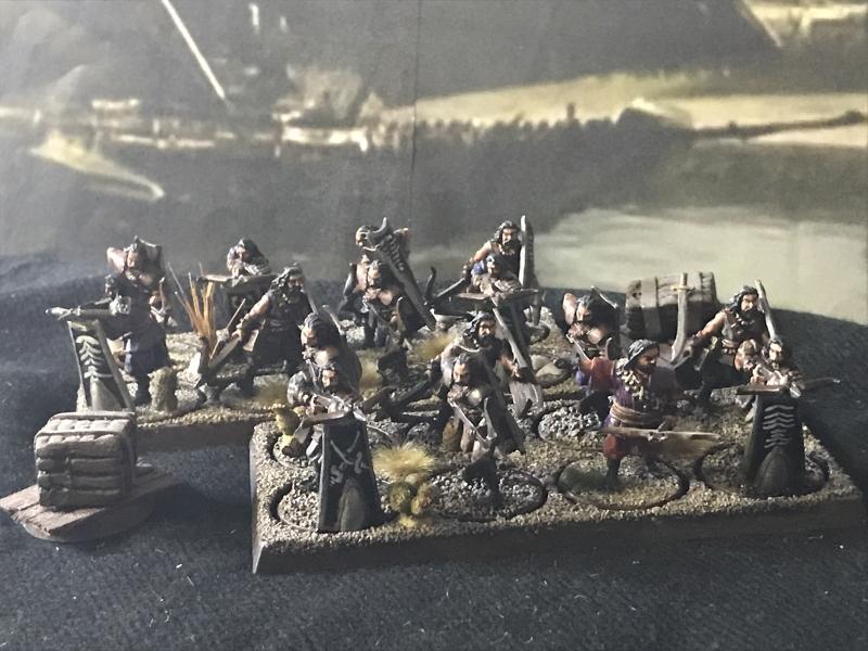 Sauron et ses 10 Armées - Update Cbeabrjj