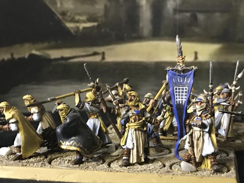 Sauron et ses 10 Armées - Update J5omizuw