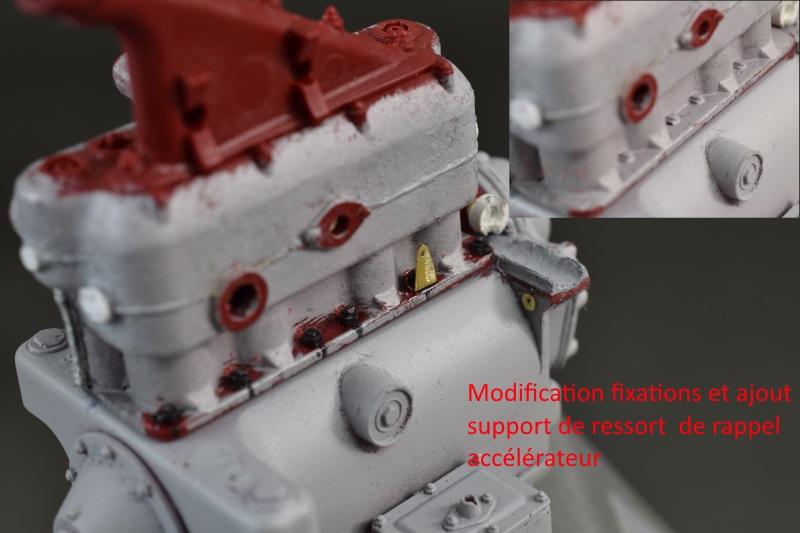 FT-17 Takom 1:16 Boulon-moteur