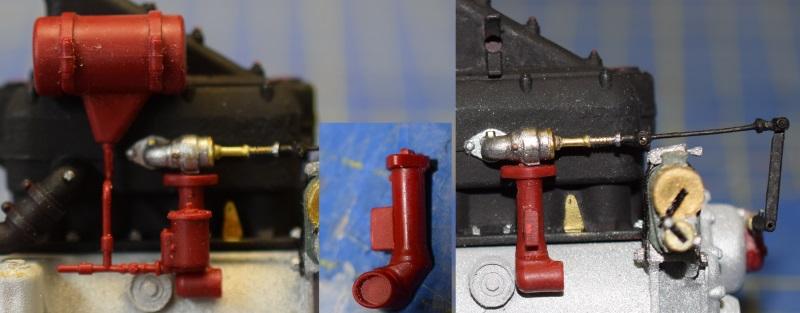 FT-17 Takom 1:16 Carburateur