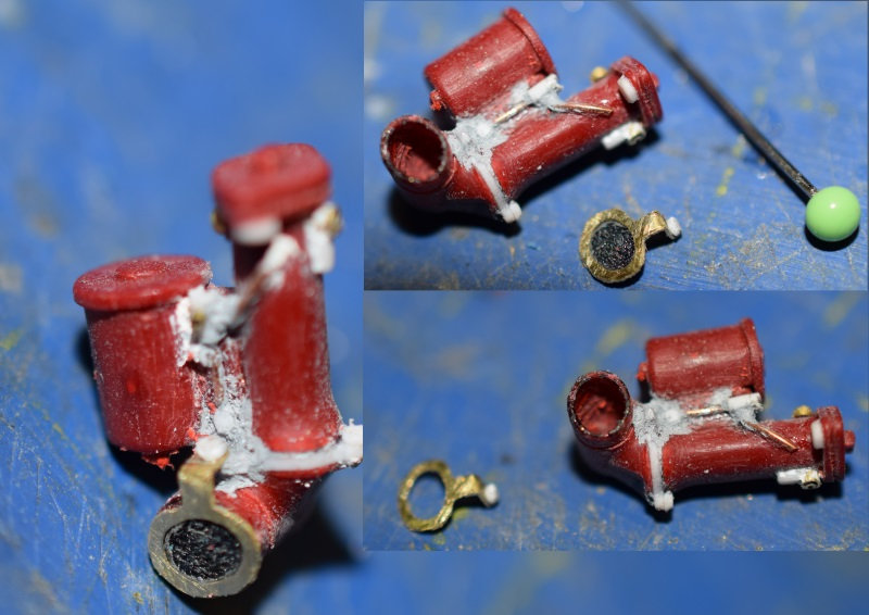FT-17 Takom 1:16 Filtre-a-air-carburateur