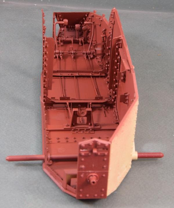 FT-17 Takom 1:16 - Page 6 Montage-flan-droit3
