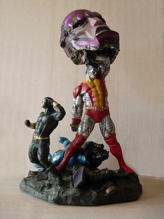 Collection n°48 : Ofredo X-Men%20Vs%20Sentinel%201