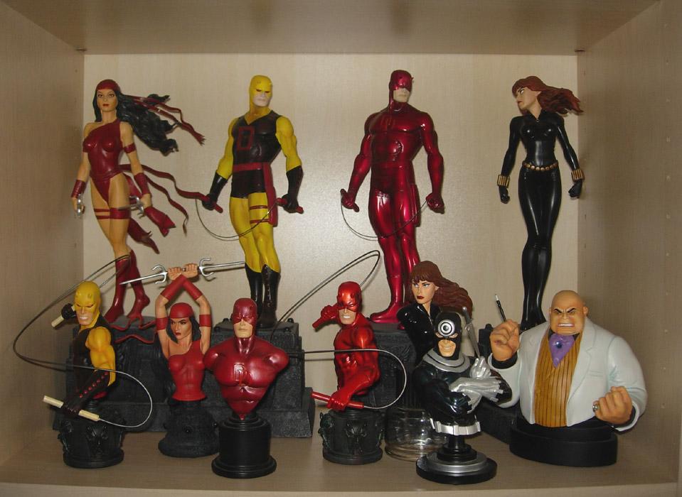 Collection n°48 : Ofredo Daredevil%203