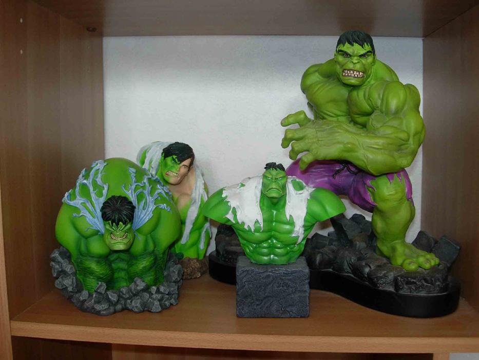 Collection n°48 : Ofredo Hulk