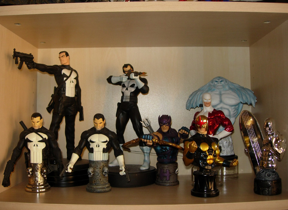 Collection n°48 : Ofredo - Page 2 Punisher%20Divers