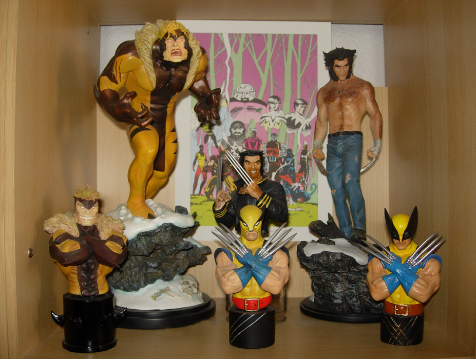 Collection n°48 : Ofredo - Page 2 Wolverine