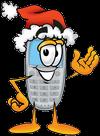 Père Noel - Saint Nicolas et une question  Cellnoel