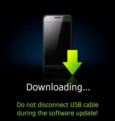 Autre moyen de mettre son Wave en Download Mode Dm