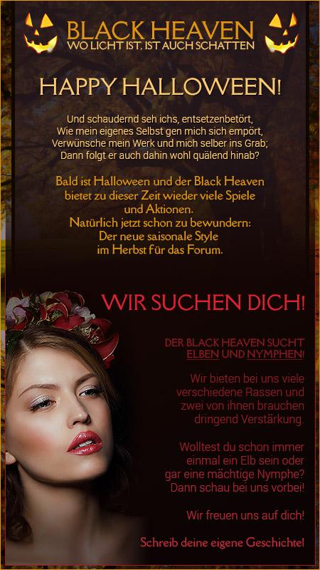 Black Heaven - Wo Licht ist, ist auch Schatten - Fantasy - FSK 18 Herbst