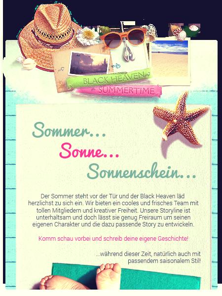 Sonnige Sommergrüße! Werbung_sommer