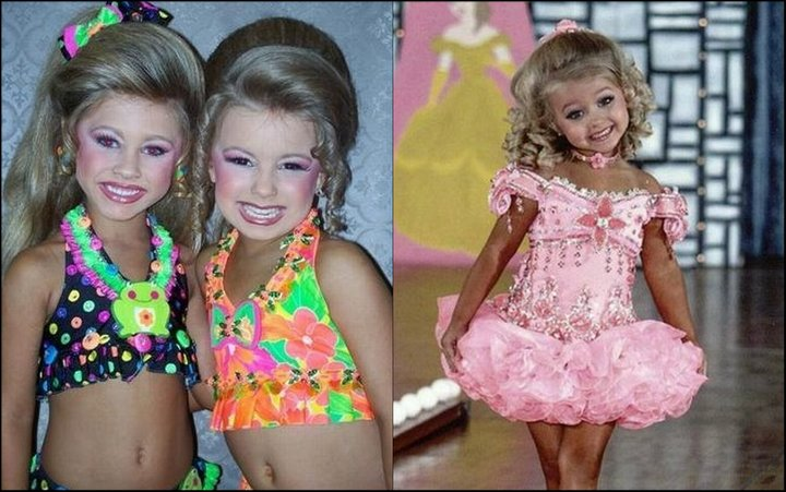 Is it plausible Mr Cruel would travel to Boulder solely for Jonbenet Ramsey? Child-beauty-pageants11