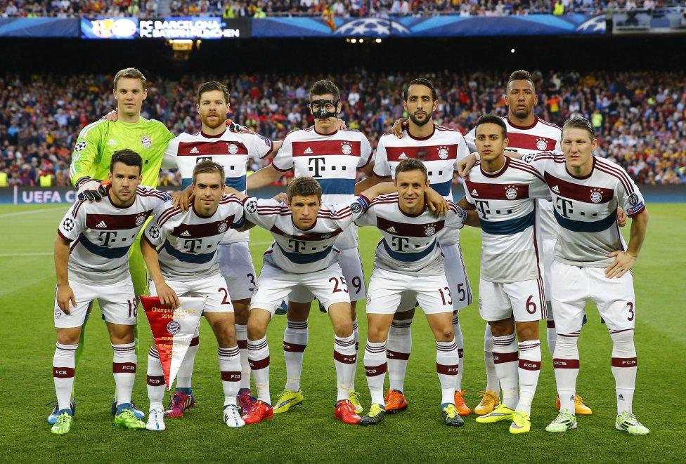 صور : مباراة برشلونة - بايرن ميونيخ  3-0 ( 06-05-2015 )  1430938472_809808_1430938603_album_grande