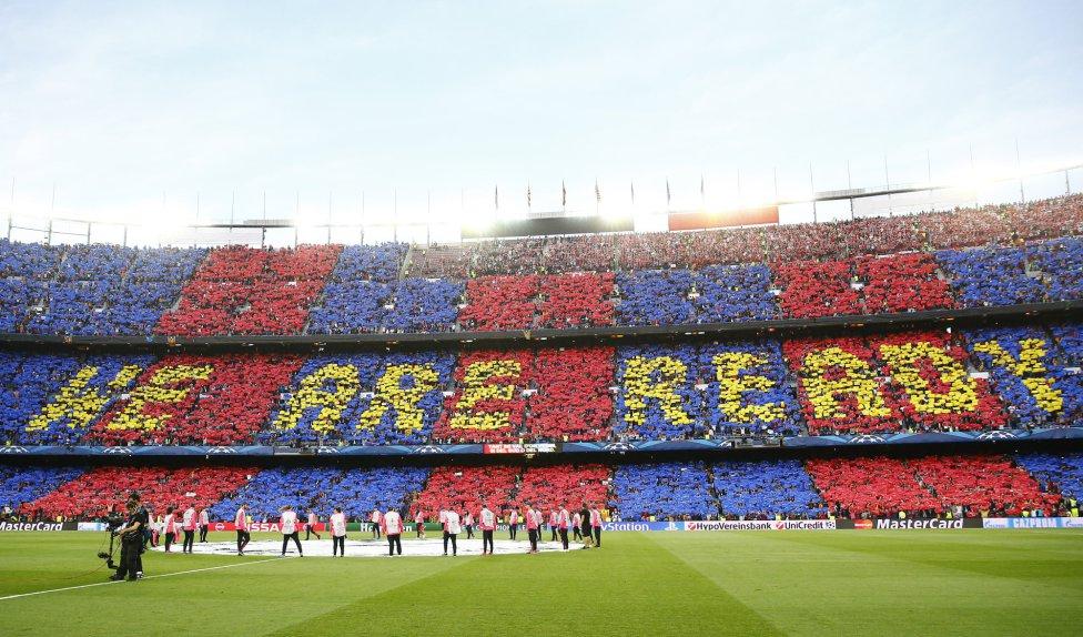 صور : مباراة برشلونة - بايرن ميونيخ  3-0 ( 06-05-2015 )  1430938472_809808_1430938604_album_grande