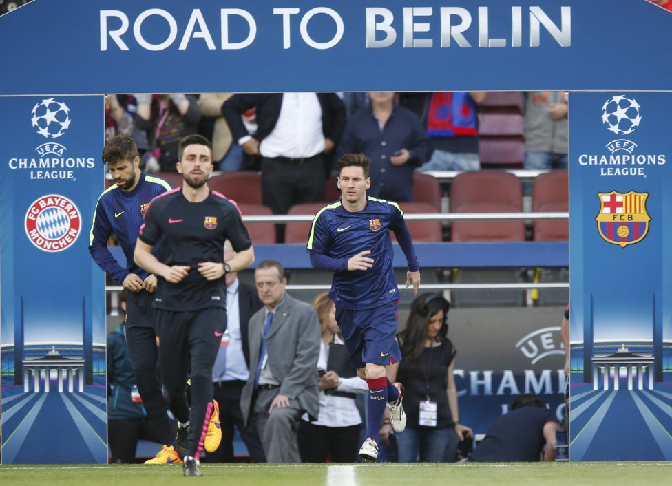 صور : مباراة برشلونة - بايرن ميونيخ  3-0 ( 06-05-2015 )  1430938472_809808_1430938605_album_grande