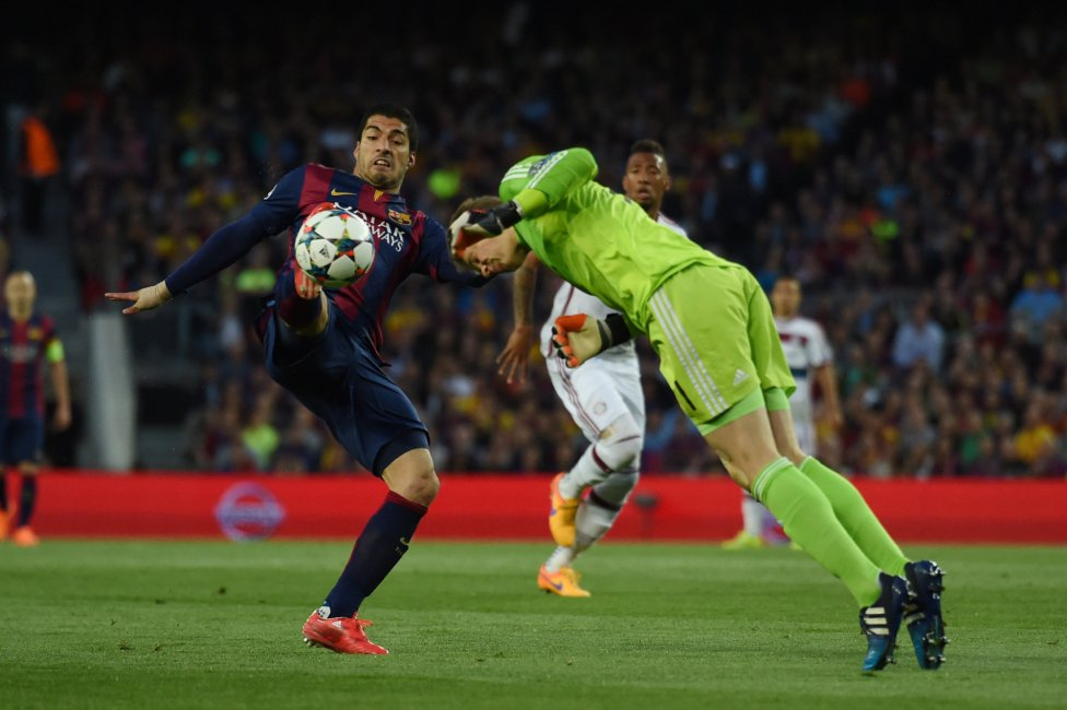صور : مباراة برشلونة - بايرن ميونيخ  3-0 ( 06-05-2015 )  1430938472_809808_1430940230_album_grande