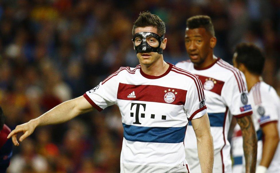 صور : مباراة برشلونة - بايرن ميونيخ  3-0 ( 06-05-2015 )  1430938472_809808_1430940233_album_grande