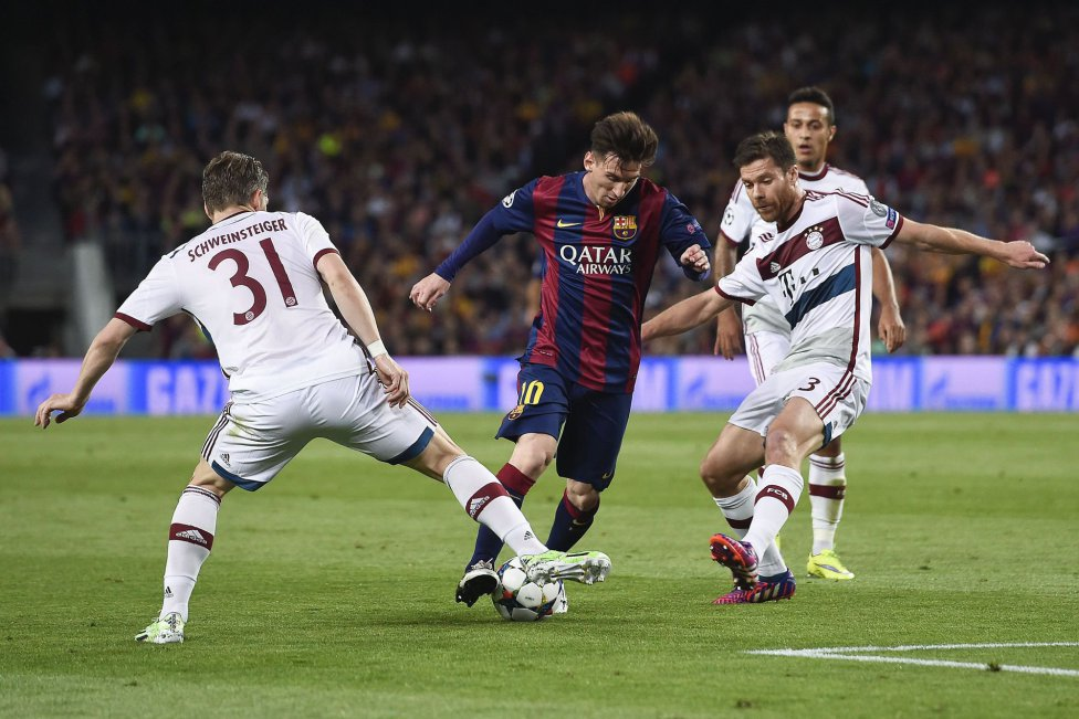 صور : مباراة برشلونة - بايرن ميونيخ  3-0 ( 06-05-2015 )  1430938472_809808_1430940480_album_grande