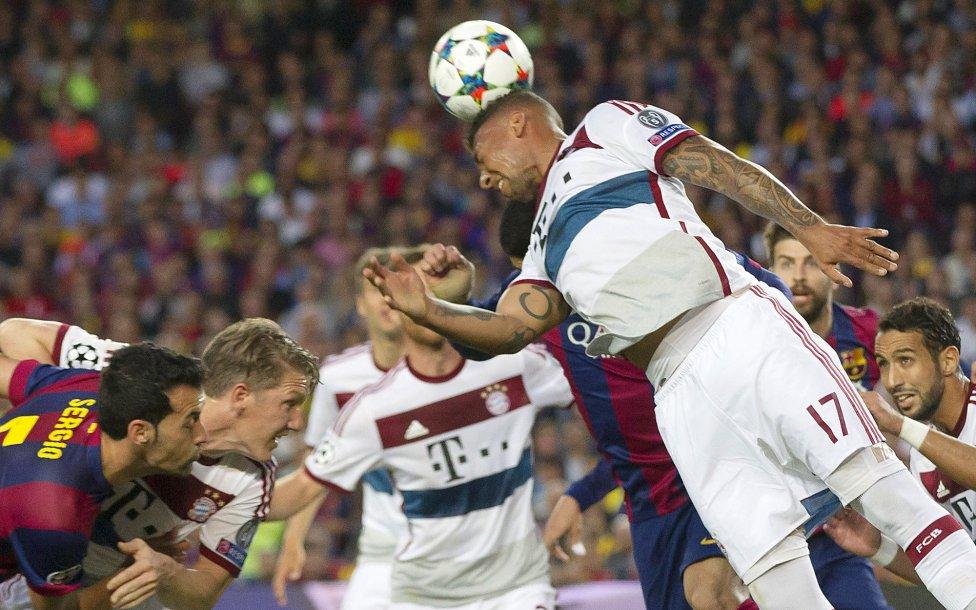 صور : مباراة برشلونة - بايرن ميونيخ  3-0 ( 06-05-2015 )  1430938472_809808_1430942463_album_grande