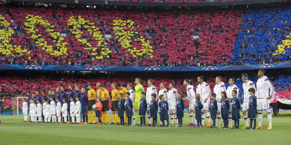 صور : مباراة برشلونة - بايرن ميونيخ  3-0 ( 06-05-2015 )  1430938472_809808_1430942465_album_grande