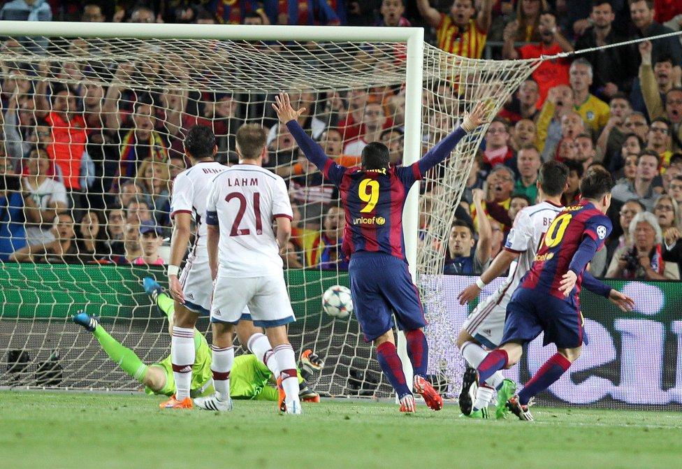 صور : مباراة برشلونة - بايرن ميونيخ  3-0 ( 06-05-2015 )  1430938472_809808_1430945606_album_grande