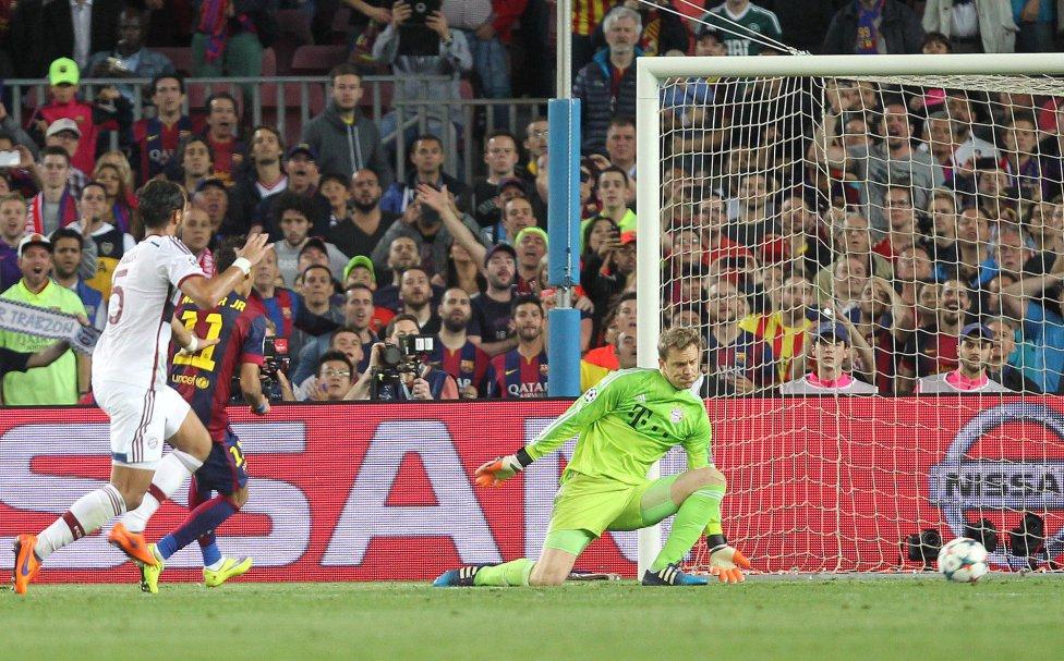 صور : مباراة برشلونة - بايرن ميونيخ  3-0 ( 06-05-2015 )  1430938472_809808_1430946935_album_grande