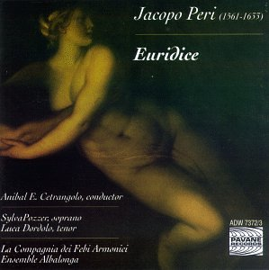 Les Florentins : Peri, Cavalli, Cavalieri... (débuts opéra) 410JTZP13HL._