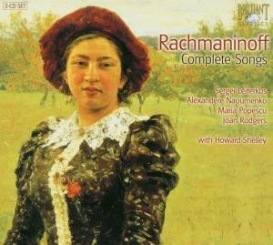 Serge Rachmaninov 41zjJZkt5fL._