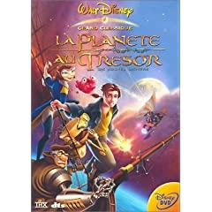 La Planète au Trésor - Un Nouvel Univers [Walt Disney - 2002] 518N67Y56SL._AA240_