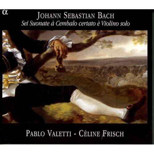 Bach - Sonates pour violon et clavecin BWV 1014-1019 51TZV97BHML._SS500_