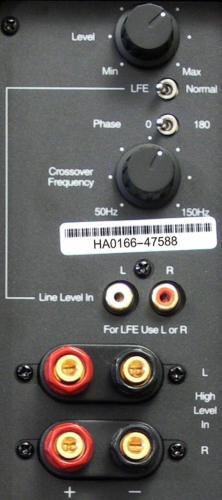 Subwoofer para acompañar estos altavoces 0354923f8da080e51e3b9010.L