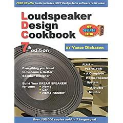 Loudspeaker Design Cookbook 505b923f8da0e71127309010._AA240_.L