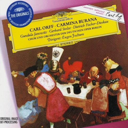 CARMINA BURANA - CARL ORFF 6e7551c88da09f96dea4d110.L