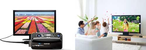 FinePix REAL 3D W3 digital camera Fuji_3d_tv_500x