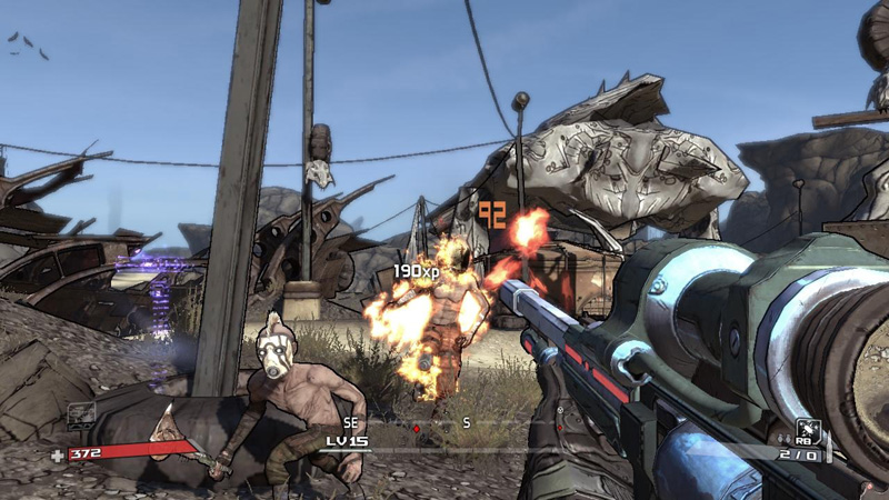 Borderlands - PS3, Xbox 360, PC Borderlands.02.lg