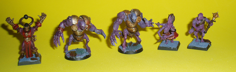 Possessed Warband wip Possesed-4