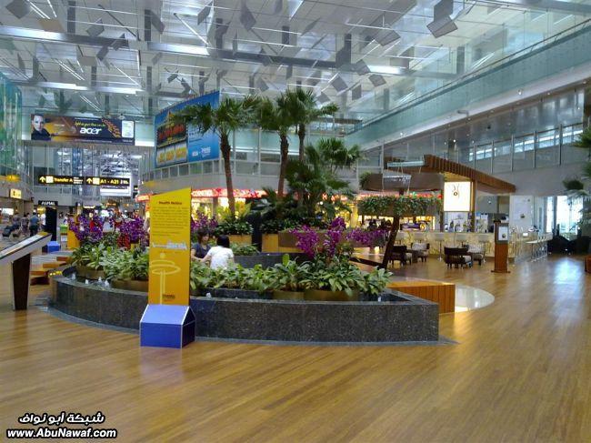 ثاني اكبر مطار في العالم  10Large