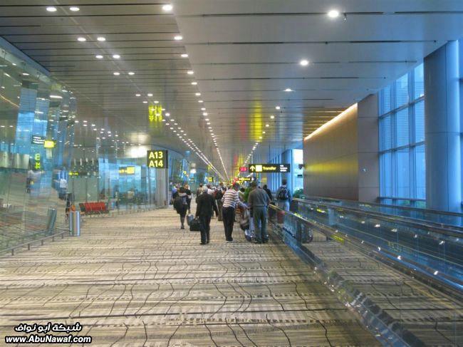 ثاني اكبر مطار في العالم  8Large