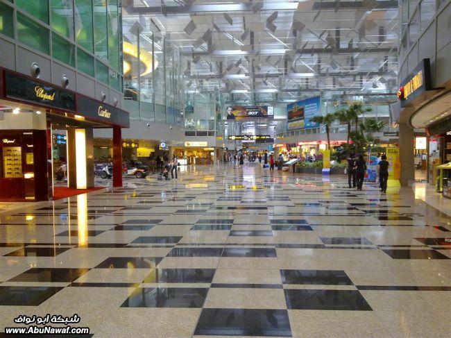 ثاني اكبر مطار في العالم  9Large