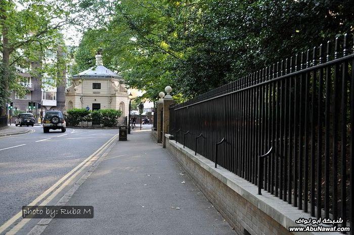 هنصلى فين النهاردة ( مسجد ريجينت بارك ) لندن DSC_0108