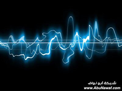 الفضاء الخارجي حقائق وأرقام  Sound_wave