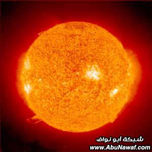 الفضاء الخارجي حقائق وأرقام  Sun