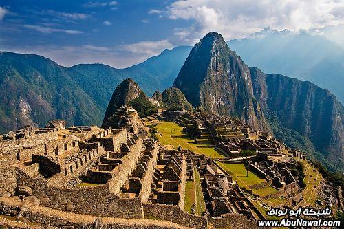صور : أشهر الوجهات السياحية التاريخية بالعالم  5
