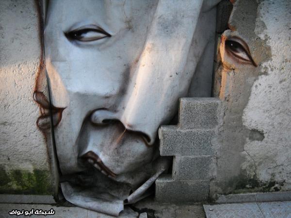 صور : رسام برازيلي  Street-art-brazil-1
